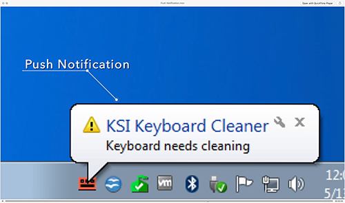 Keyboard Needs Cleaning Resample